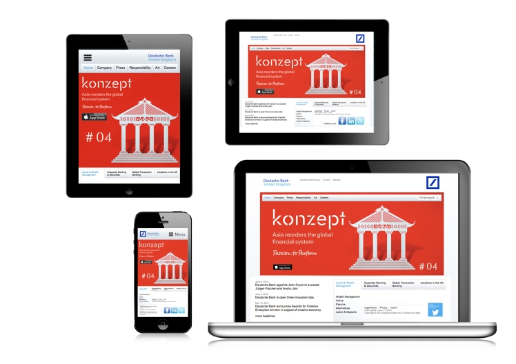 Responsive layout all devices