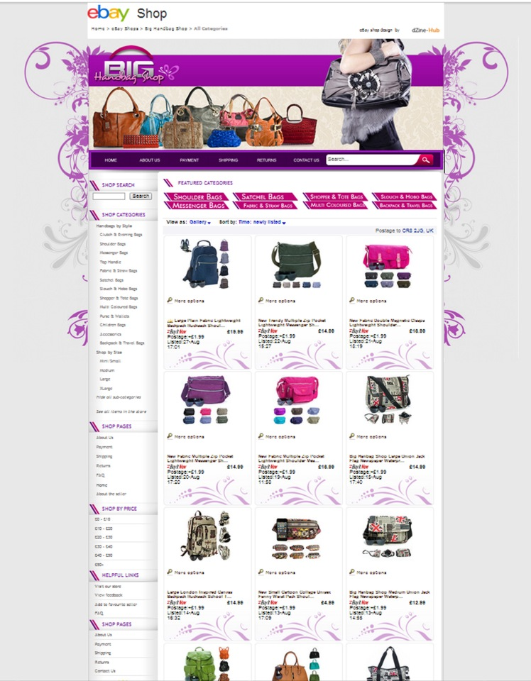 Big Handbag Shop